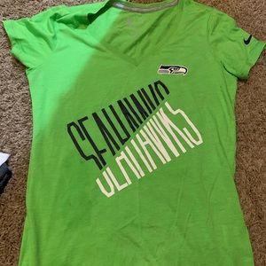 NIKE Seahawks shirt